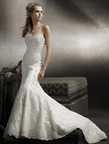 Fairy Tale Wedding Dresses and Gowns